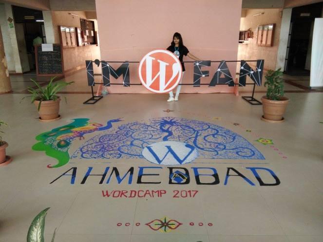 WCAhmedabad-Rangoli